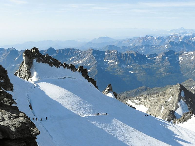 valle d'aosta gran paradiso
